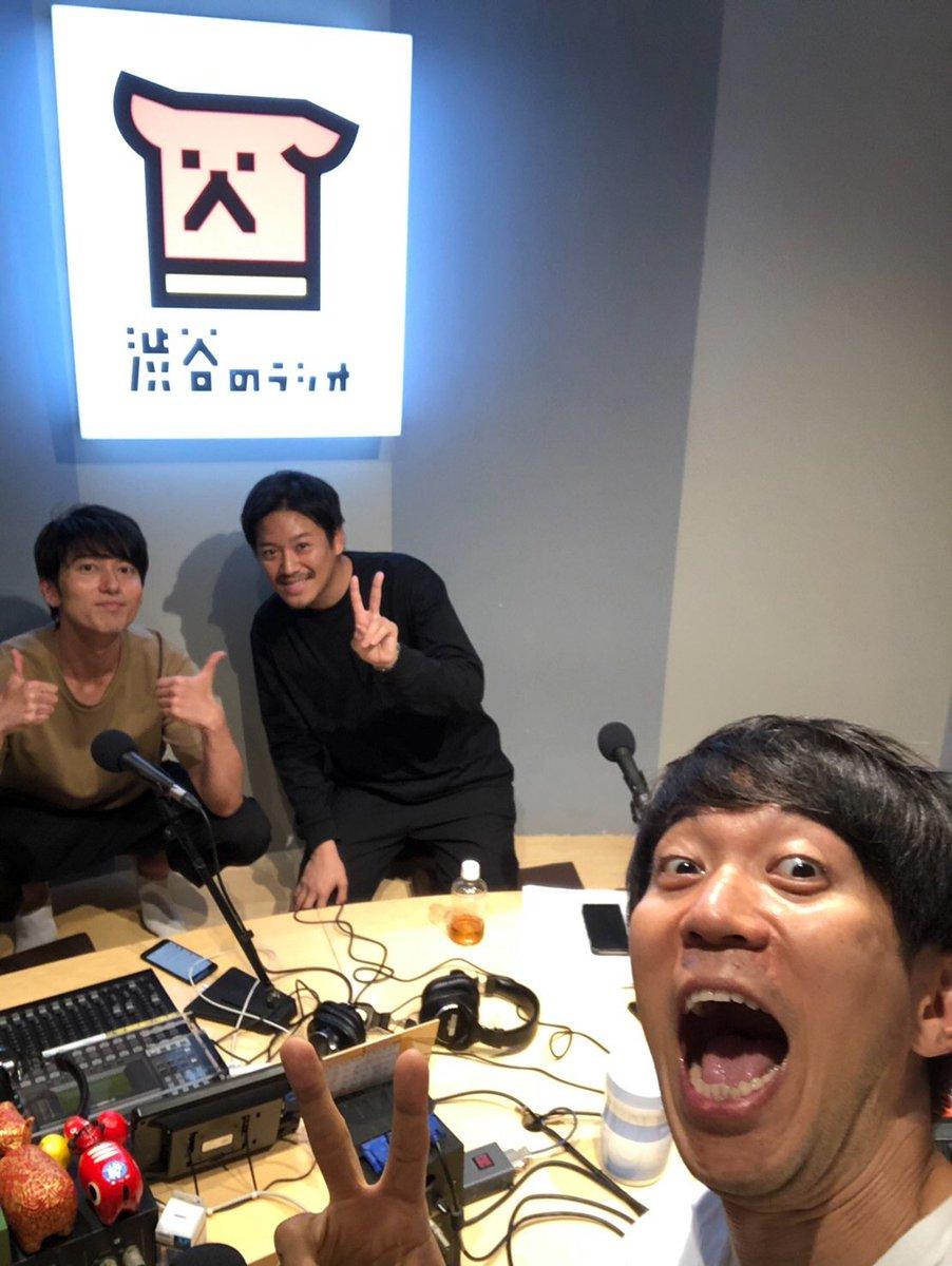 #渋谷のラジオの学校今日も楽しい放送でした!来週は本番直前かぁ。公約しっかり守れるよう頑張ります!今日のプレイリストはこちら👇