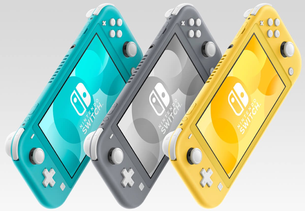 I have the grey Nintendo Switch Lite pre-ordered but I'm having massive second thoughts after seeing the blue one in person and going hands-on with the yellow one. For the first time in Nintendo handheld/console launch history, I'm completely undecided on which color I want  <br>http://pic.twitter.com/rQt5GgxFPu