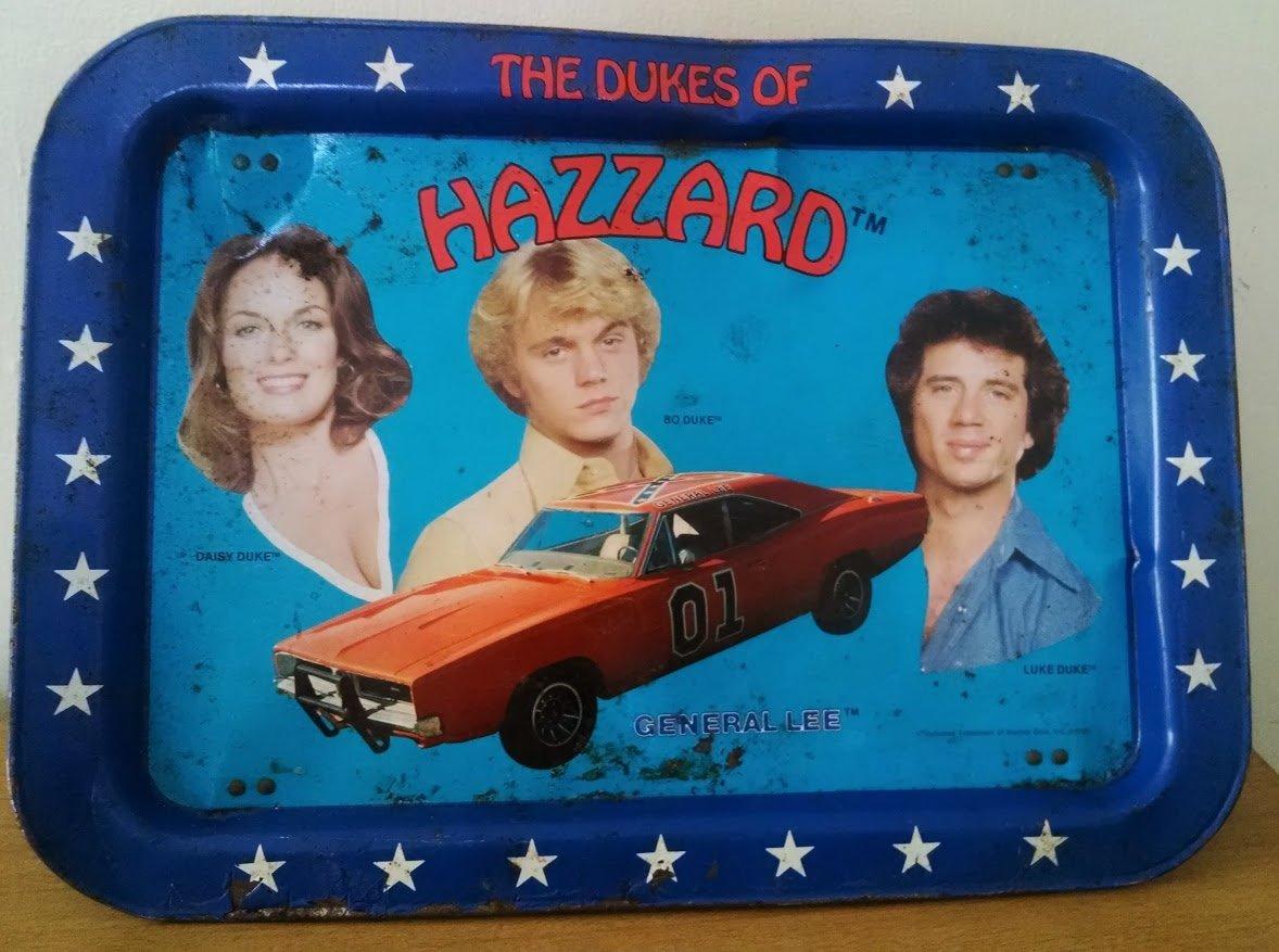 Awe Inspiring Larry Franks On Twitter Hey A Dukes Of Hazzard Tv Tray Hey A Personalised Birthday Cards Arneslily Jamesorg