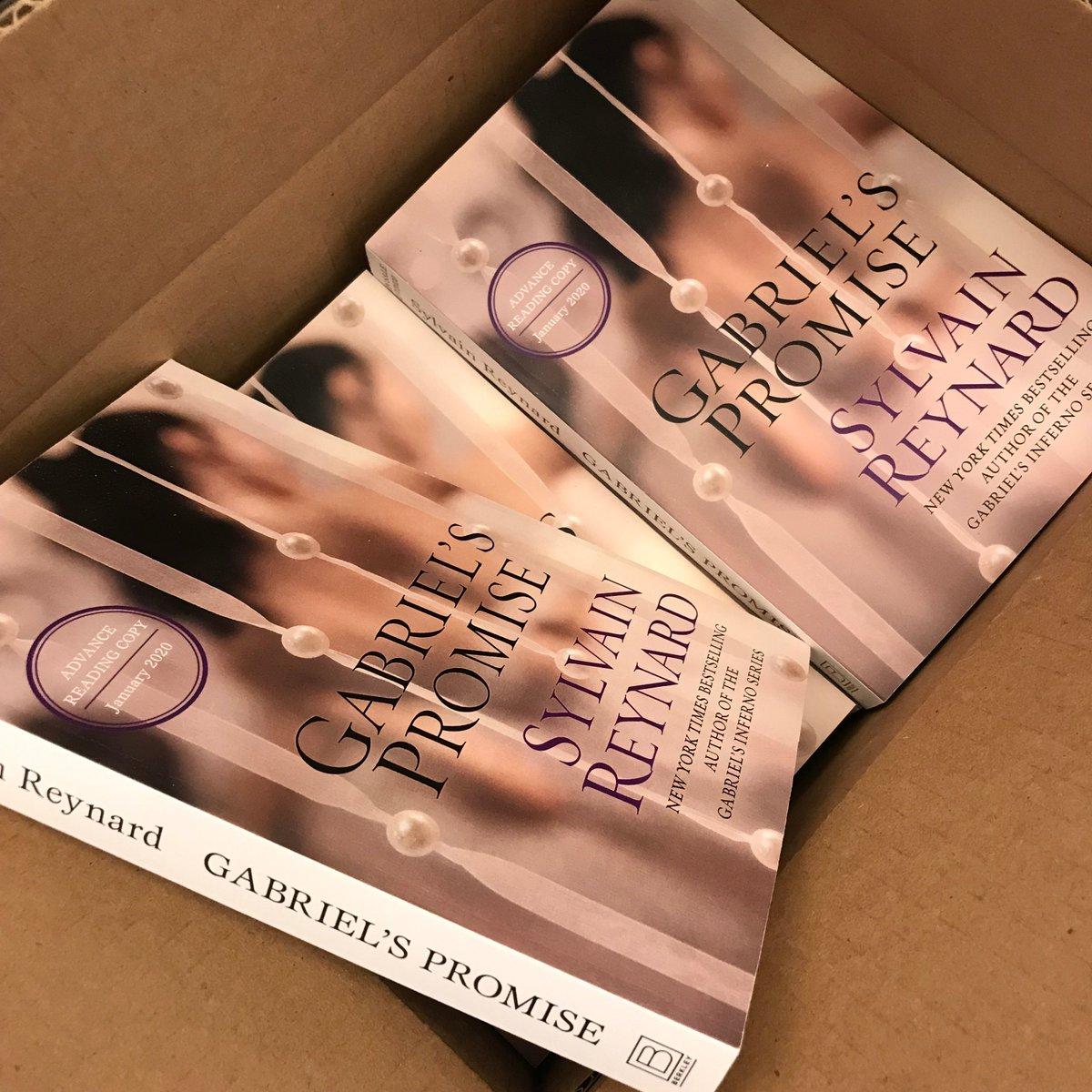 Gabriels Promise Book