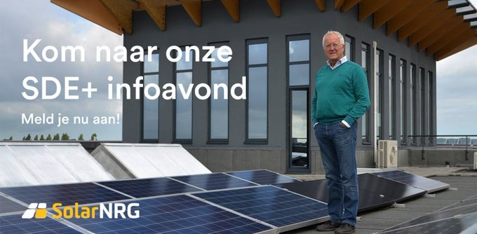 ADV: Piet Zwinkels, SolarNRG, promoot zonnepanelen https://t.co/Qy8fFwL3dM https://t.co/rihhi2mxn2