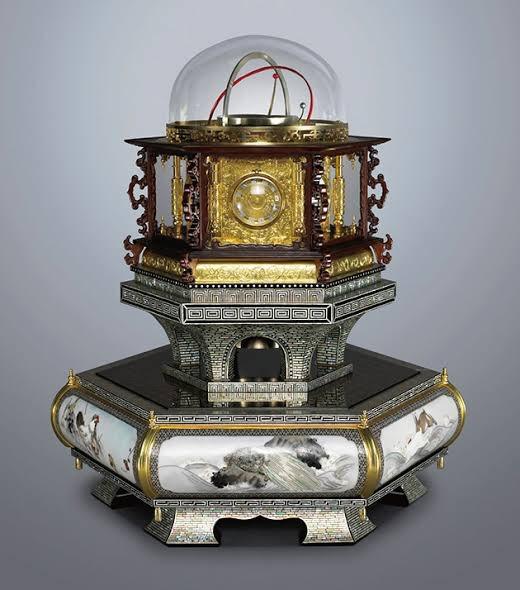 test ツイッターメディア - 田中久重の万年時計  こーゆーの、ホント男の子のロマンの塊だよなぁ https://t.co/uyclY7K4nd