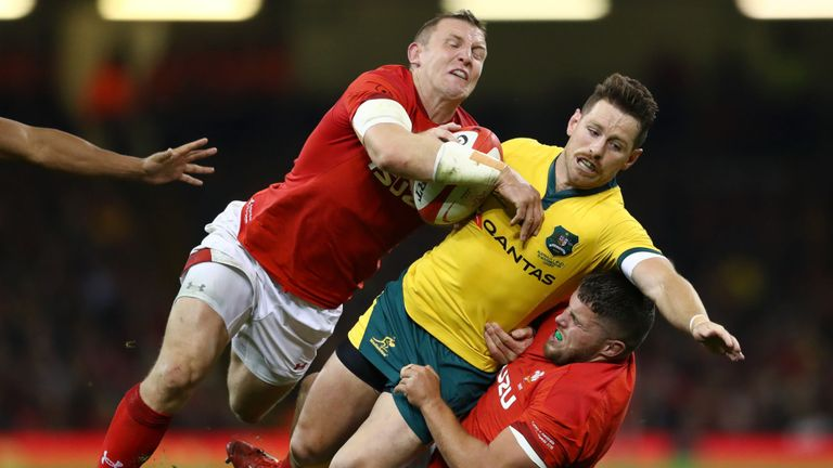 test Twitter Media - Rugby World Cup 2019: Pool D 🏉  A nation-by-nation preview of Rugby World Cup Pool D which includes Wales 🏴󠁧󠁢󠁷󠁬󠁳󠁿, two-time winners Australia 🇦🇺 and Fiji 🇫🇯  👉 More here: https://t.co/CGCRD825e8 https://t.co/ZbHSBcmNg8