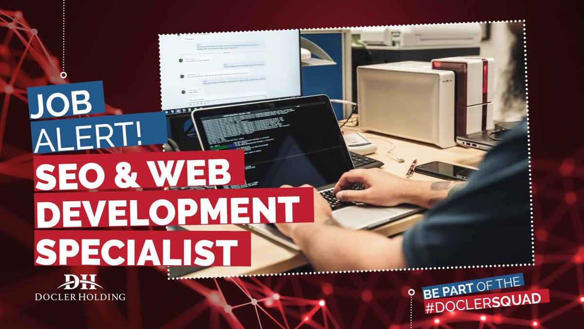 Docler Holding On Twitter Job Alert We Are Looking For A Seo Web Development Specialist To Join Our Doclersquad For More Information Check Out The Link Below