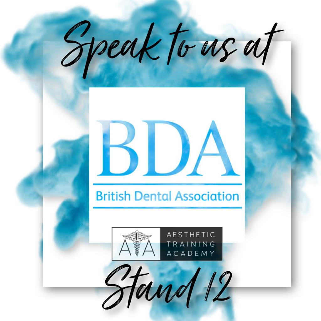 test Twitter Media - The Aesthetic Training Academy team will be at British Dental Association Scottish Dental Conference and Exhibition at the Crowne Plaza in Glasgow tomorrow to answer all your questions & queries about training  Speak to us at stand 12 to find out exclusive offers for attendees https://t.co/Z0muVsDTTj