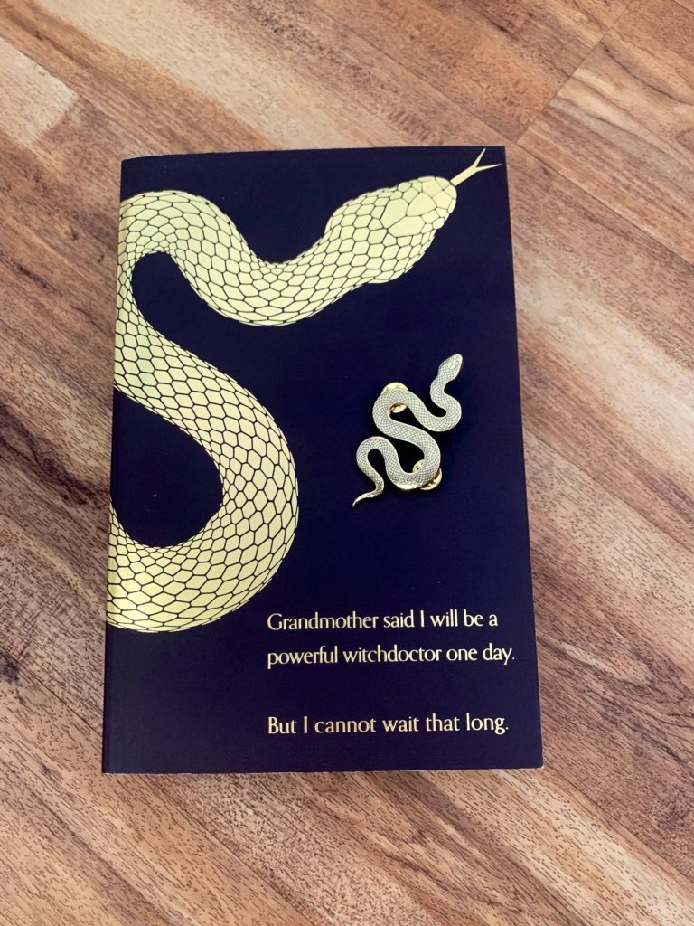 Happy pub day to the amazing @renathedreamer and her glorious debut KINGDOM OF SOULS 🐍 I devoured this book in hours and I'm so happy that everyone finally gets to discover how deliciously dark it is 🖤💀