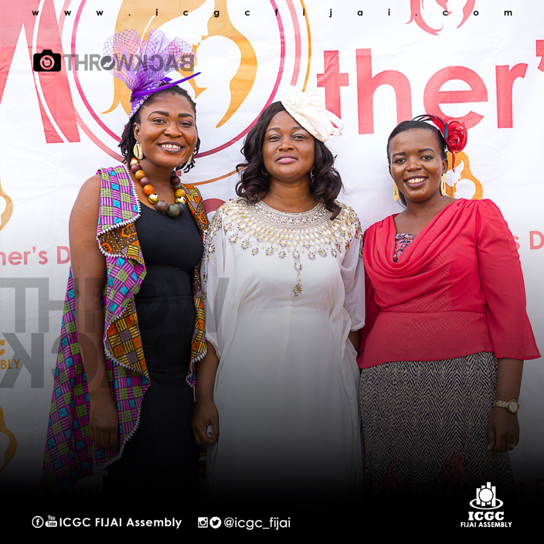 We're in the mood for an epic #throwback😋...it's Thursday after all🤷🏾😃Ok, so let's start with our mummies and ladies😍👸🏾...This year's Mother's Day Sunday was glorious for many reasons and our ladies repped fully!! Enjoy😎!!!#TBThursday#MothersDayGalore#GoTHERE