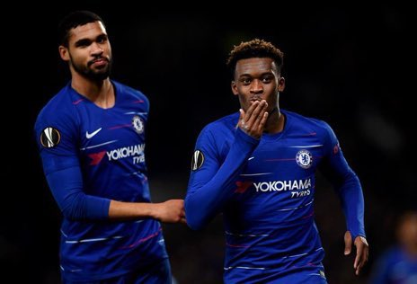 Callum Hudson-Odoi has agreed a new long-term contract with Chelsea, according to Sky Sports. I think this time, an official announcement comes!