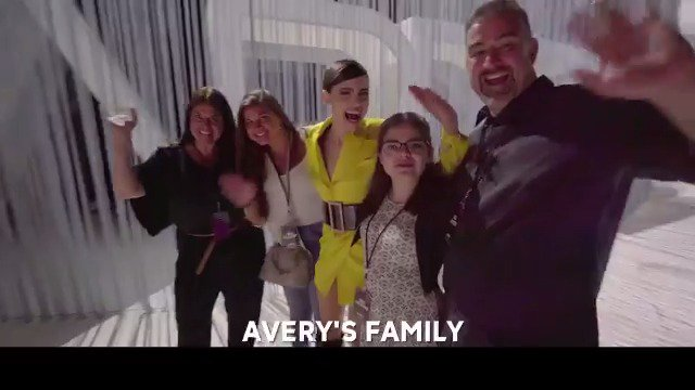 #TBT to partnering with @MakeAWish to grant Averys wish to meet @SofiaCarson at #ARDYs: A Radio Disney Music Celebration! Every year, @Disney helps grant more than 10,000 wishes, delivering comfort and inspiration to families around the world as part of #DisneyTeamofHeroes