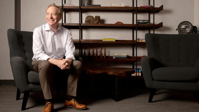 """""""When your technology changes the world, you bear a responsibility to help address the world that you have helped create"""" - @BradSmi Read more here: http://msft.it/6010TPS52#ToolsAndWeapons #Technology @thetimes"""
