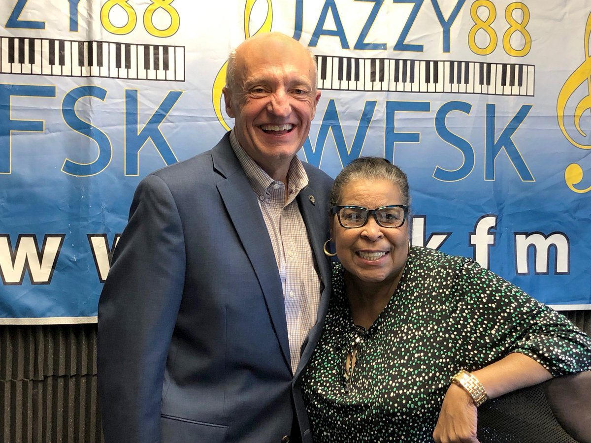 Check out MCC President & CEO Charles Starks on 'What's the 411' with @Sharonkays411 on Fisk Radio's Jazzy 88! podbean.com/eu/pb-bzmfv-c0…