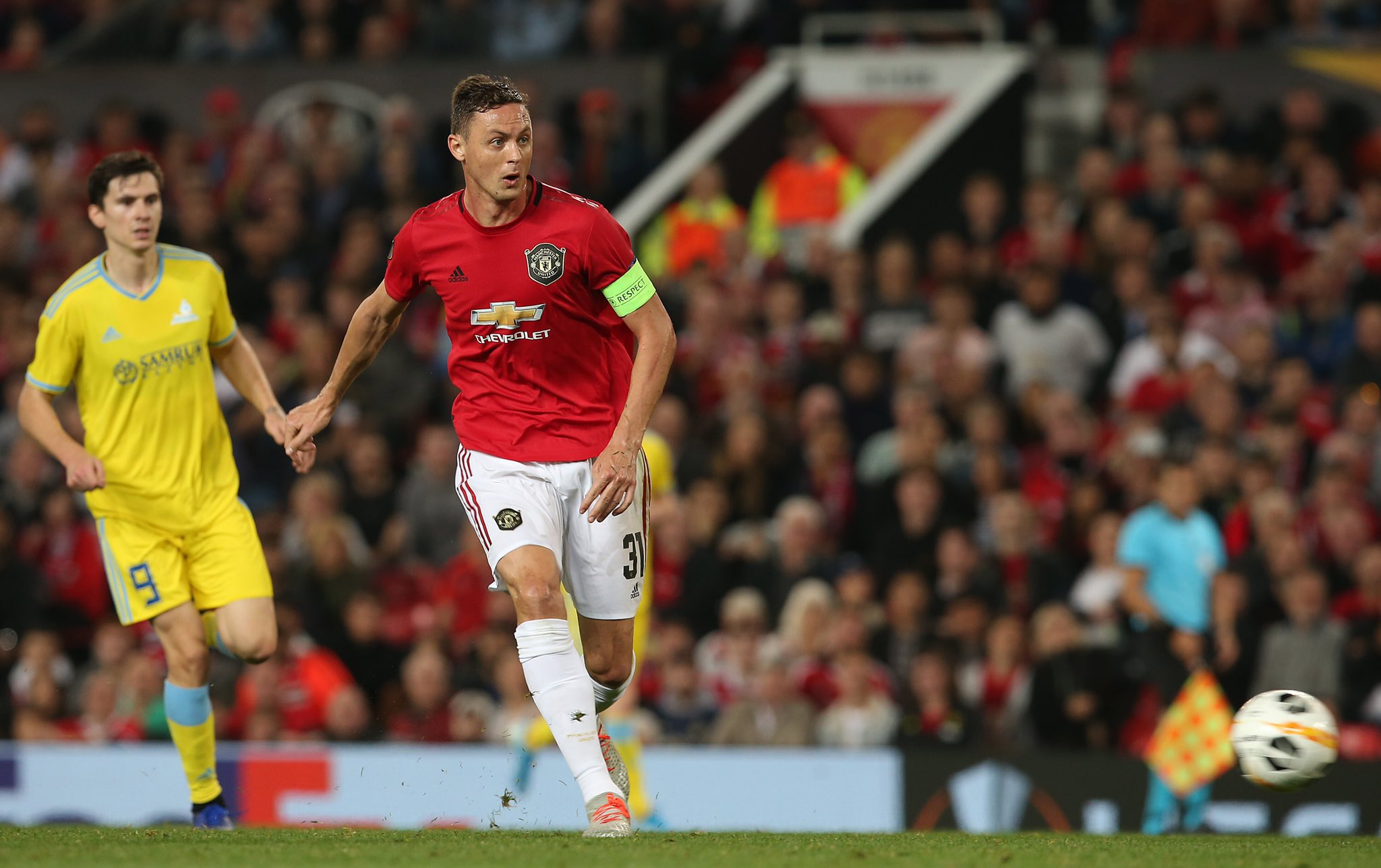 Matic Extends His Contract With United To 2023