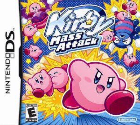 Kirby Mass Attack for DS was released on this day in North America, 8 years ago (2011)