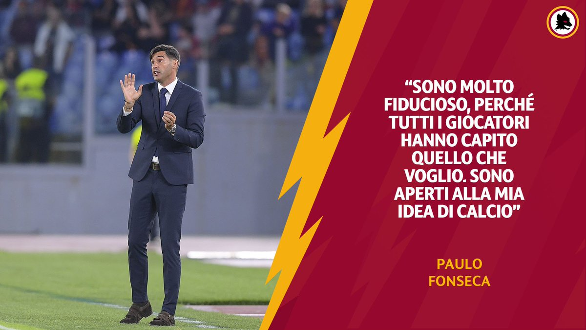 AS Roma @OfficialASRoma