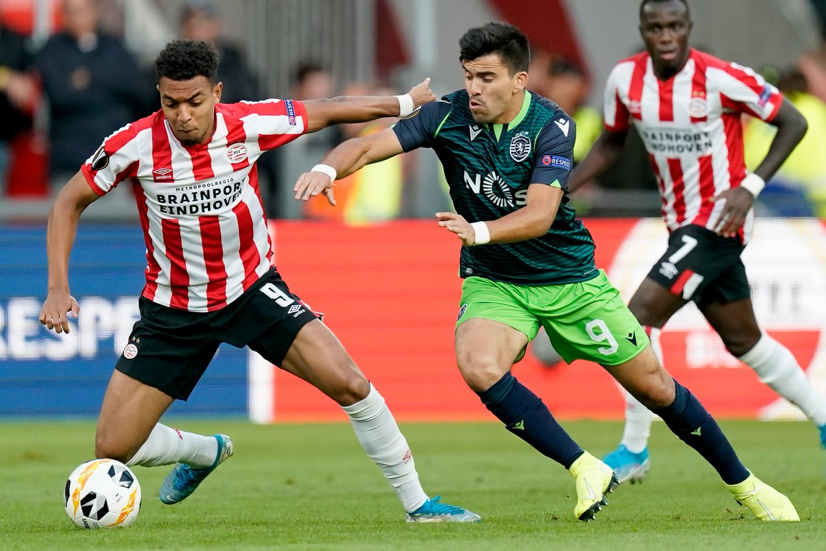 """Résultat de recherche d'images pour """"PSV Eindhoven 3:2  Sporting CP"""""""
