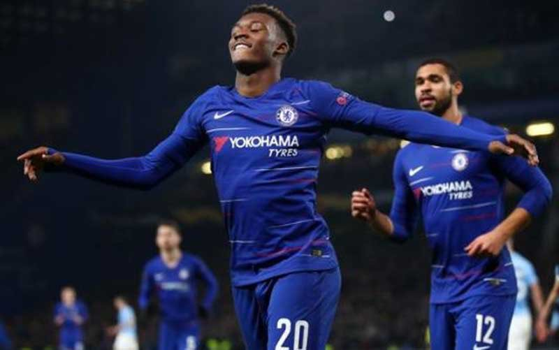 CONFIRMED! Callum Hudson-Odoi has officially signed a new 5-year contract extension at Chelsea!! So worth the wait! 💙