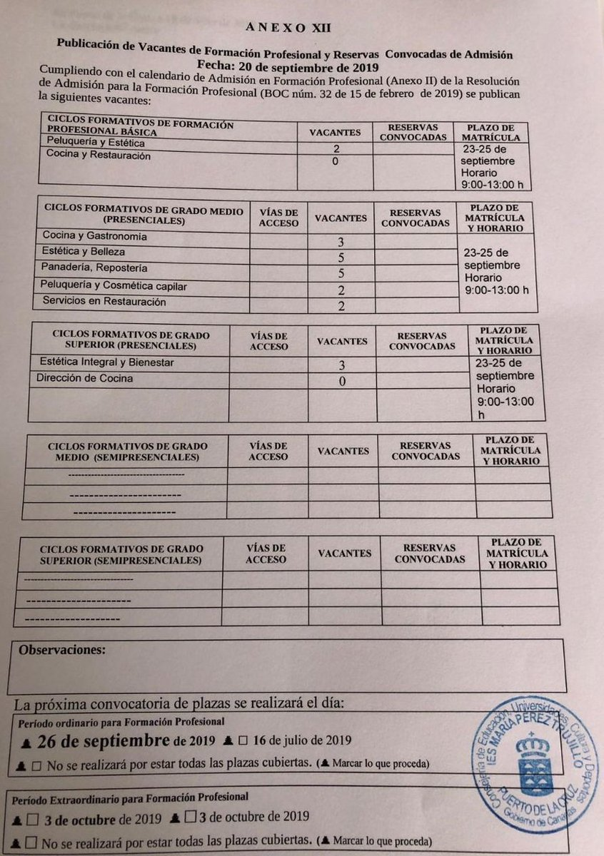 Libertad Estudiantil Canarias On Twitter Publicado El