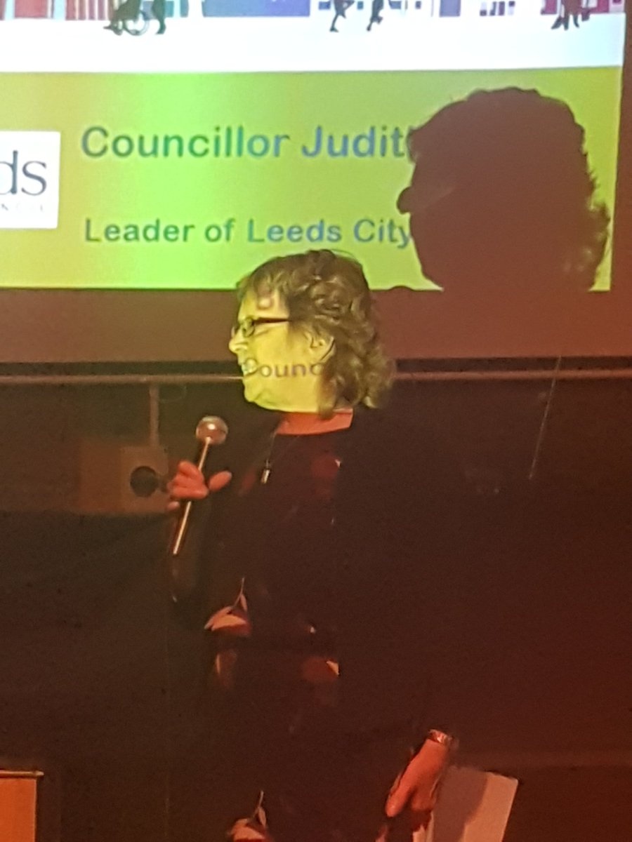 @cllrjudithblake thanks @JohnPLeeds in particular for all of his service @TCVhollybush and beyond