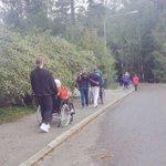 Image for the Tweet beginning: #Aleksiskivenkoulu n tukioppilas-valinnaisainekurssin oppilaat osallistuivat