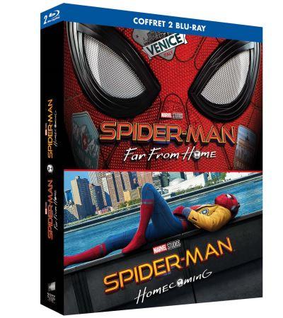 -24% sur Coffret Spider-Man : Far From Home et Spider-Man : Homecoming Blu-ray chez Fnac    #tech #maison #Soldes #BonPlan #ete2019 #soldes2019      https://www. wixoo.fr/out/58551101    <br>http://pic.twitter.com/kCoeXTeLiG
