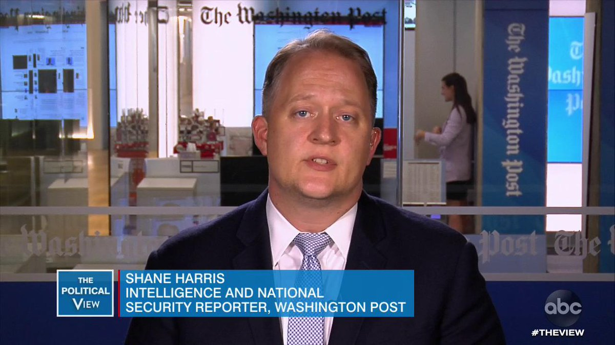 'WaPo' reporter Shane Harris explains how Pres. Trump's communication with a foreign leader differs from former presidents' communications with foreign leaders in the past. abcn.ws/2RiH3wd