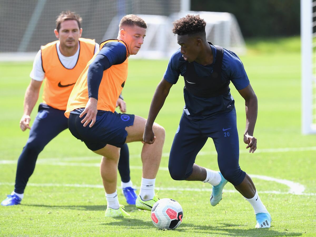 """Frank Lampard - """"Callum can now show, right here at Chelsea, the club he came through the Academy at, that he is going to be a world-class player because I truly believe that."""""""