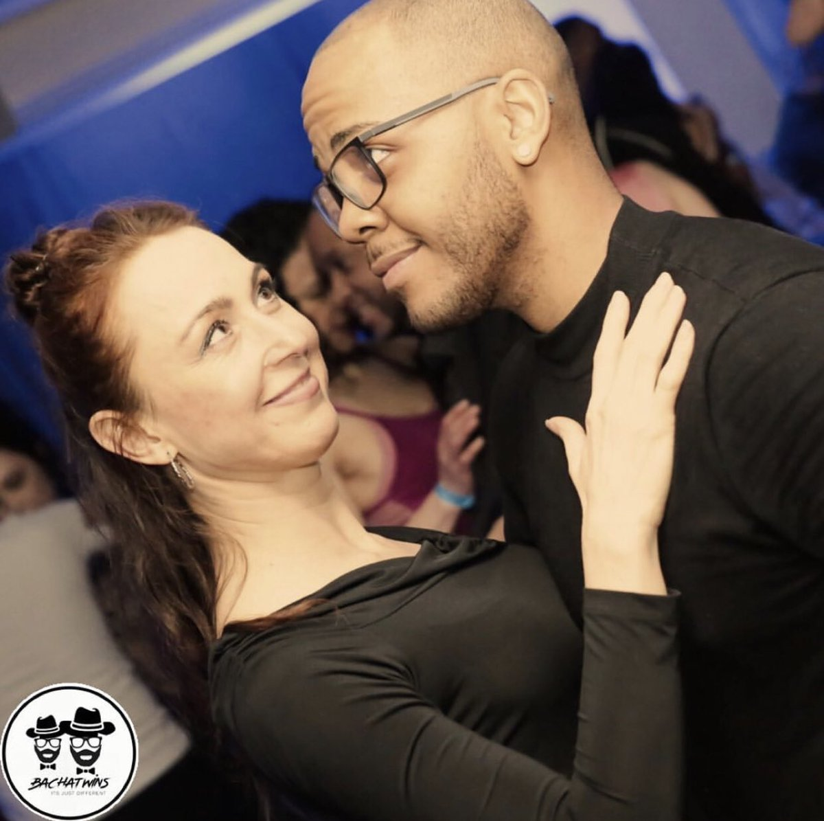 Thanking God For The Opportunity To Dance Once Again. Be Grateful & Happy In Doing Things We Love.Photo Credit @latinparty_com Location @copacabananyc Event @latinparty_com#Bachatwins #ThrowbackThursday #Thankful #TuesdayMorning  #Bachatwins #DanceBachata #Bachata #Bachata