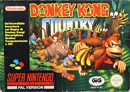Con donkey kong country #gameaudio <br>http://pic.twitter.com/X74EovE0qq