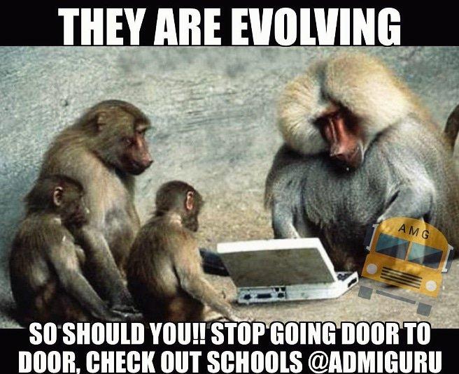 Planet of the Apes... Indeed.  ALL #SCHOOLS ONE #APP  AdmiGuru Get to know us: Link:http://admiguru.com/ Facebook: AdmiGuru Twitter: @AdmiGuru LinkedIn: AdmiGuru . . . #jaipur #jaipurmemes #schoolmemes #memes #parenting #revolution #AdmiGurupic.twitter.com/7e6Q0XIVnE