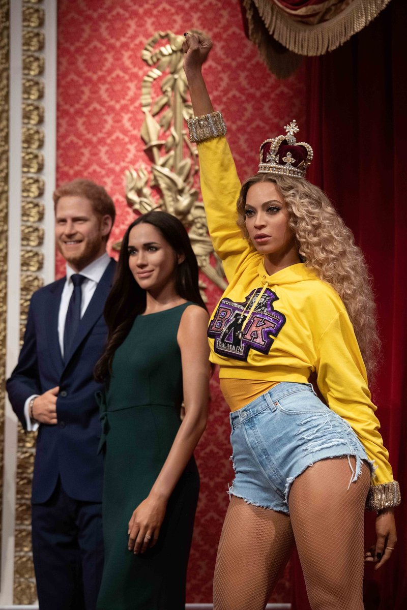 Shaun On Twitter This Is Probably The First Wax Figure That Actually Resembles Beyonce It Finally Doesn T Look Like Shakira Or Some White Woman Https T Co Wz6n6s7dge