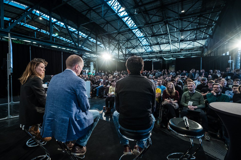 Founders, get to Disrupt SF for answers to the really hard questions https://tcrn.ch/2V4Os0w