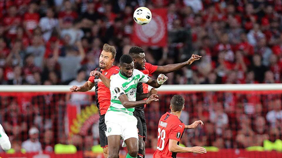 #EuropaLeague | #SRFCCFC TERMINÉ ! Rennes et le Celtic se quittent dos à dos, 1 but partout ! Les deux buts ont été inscrits sur pénalty.