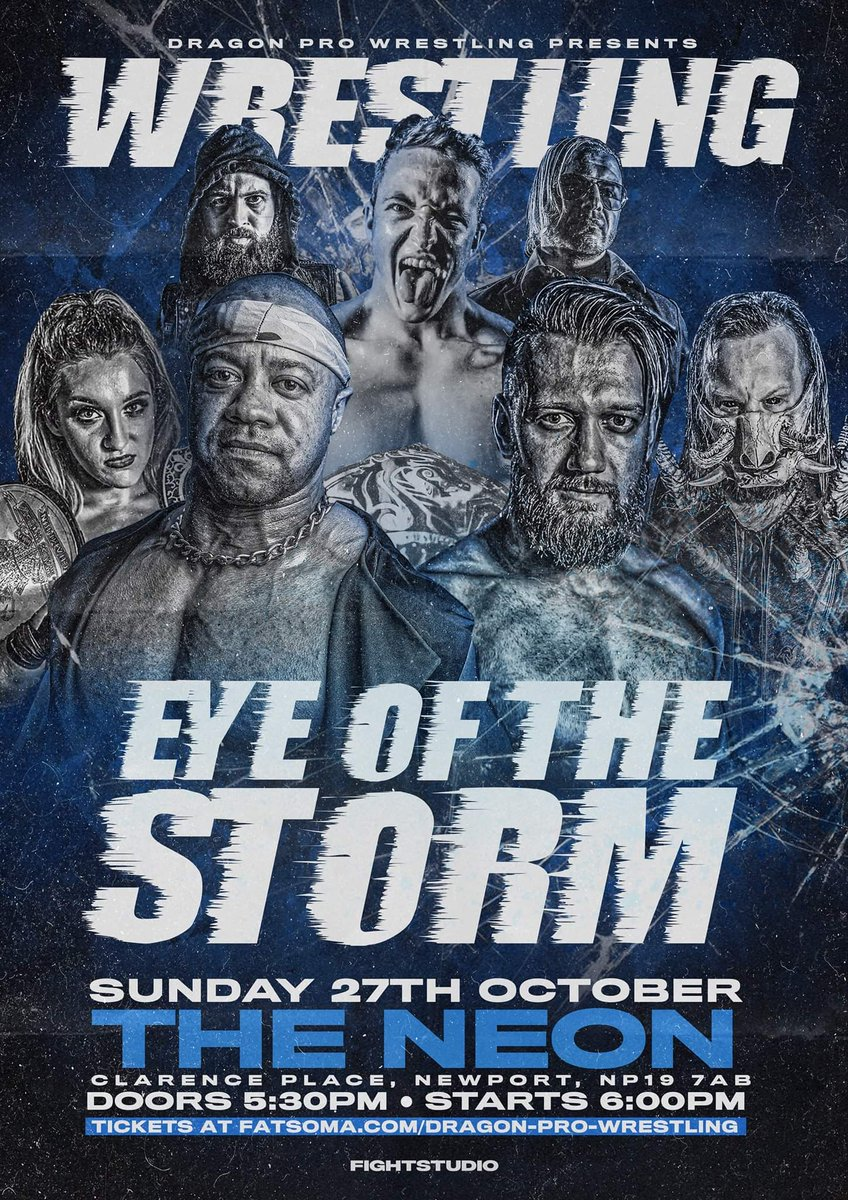 JUST ADDED! @DaniLuna_pro and @FletcherLaw7 all part of our return to Newport, 27th October for @UKDragonPro #EyeOfTheStorm.Check out our Facebook page for a chance to win tickets! https://www.facebook.com/DragonProWrestling/photos/a.677070952308837/2993480580667851…Or pick up tickets on our official store here >> http://FATSOMA.COM/DRAGON-PRO-WRESTLING…