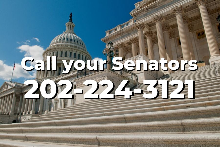 """2/ Voters! Call Leahy, Feinstein, & your own senators NOW to oppose funding 4 barcode voting systems (which vendors & lawmakers misleadingly call """"paper ballot systems"""") & to oppose funding 4 jurisdictions that allow remote access & internet connectivity. Please Reply done. TY. <br>http://pic.twitter.com/7eN8EUiGTn"""