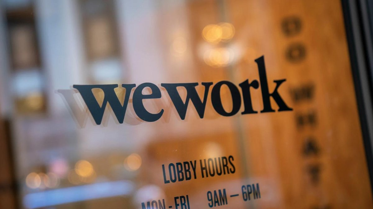 """WeWork is exposing an """"astronomical amount"""" of data on poorly protected wifi network"""