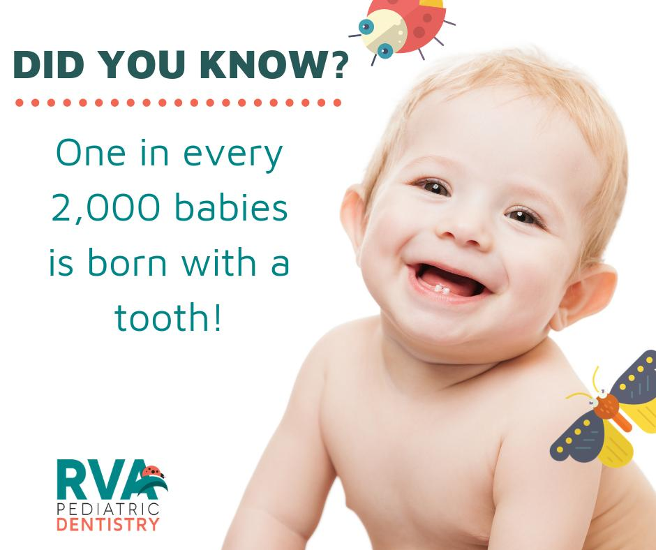 This is crazy! Was your baby one of the one in 2,000 babies born with a tooth?! #BabyTeeth<br>http://pic.twitter.com/yMEVKjhN4A