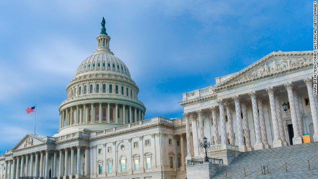 The House passes a short-term funding bill to avert a government shutdown into November. It still has to go to the Senate and be signed by Trump. https://cnn.it/2Oct2gy