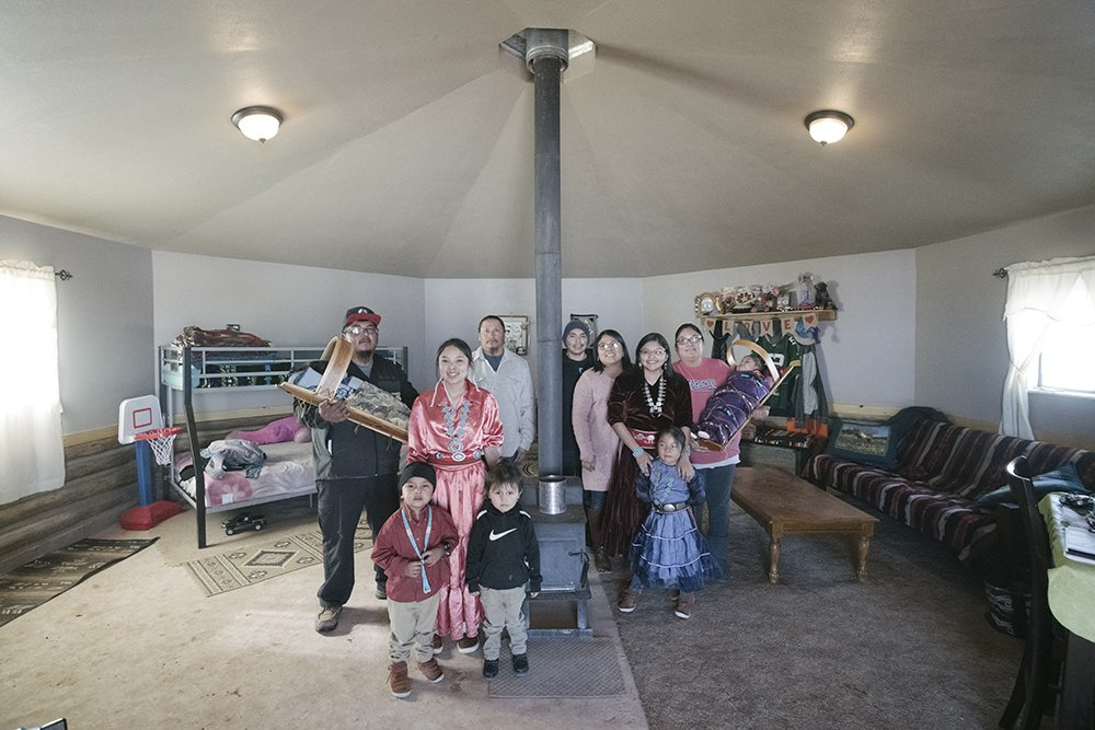 "test Twitter Media - David J. Sencer CDC Museum is open 9/21 for @SmithsonianMag's annual @MuseumDay Event. See our ""Changing Winds: Public Health and Indian Country exhibit"" and more. https://t.co/bE7MJRDvfb   Pictured here is an extended Navajo family, 2019. Photograph by Kiliii Yuyan. https://t.co/o0ljdjhdhi"