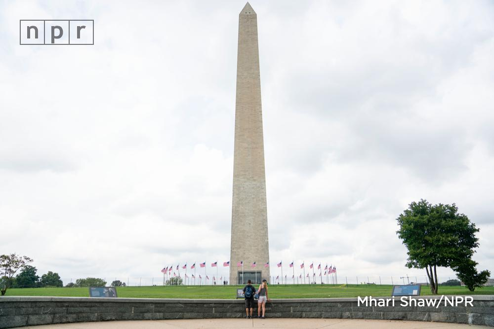 After three years of construction and renovations, the Washington Monument has officially reopened to visitors. https://n.pr/2AI4GUd