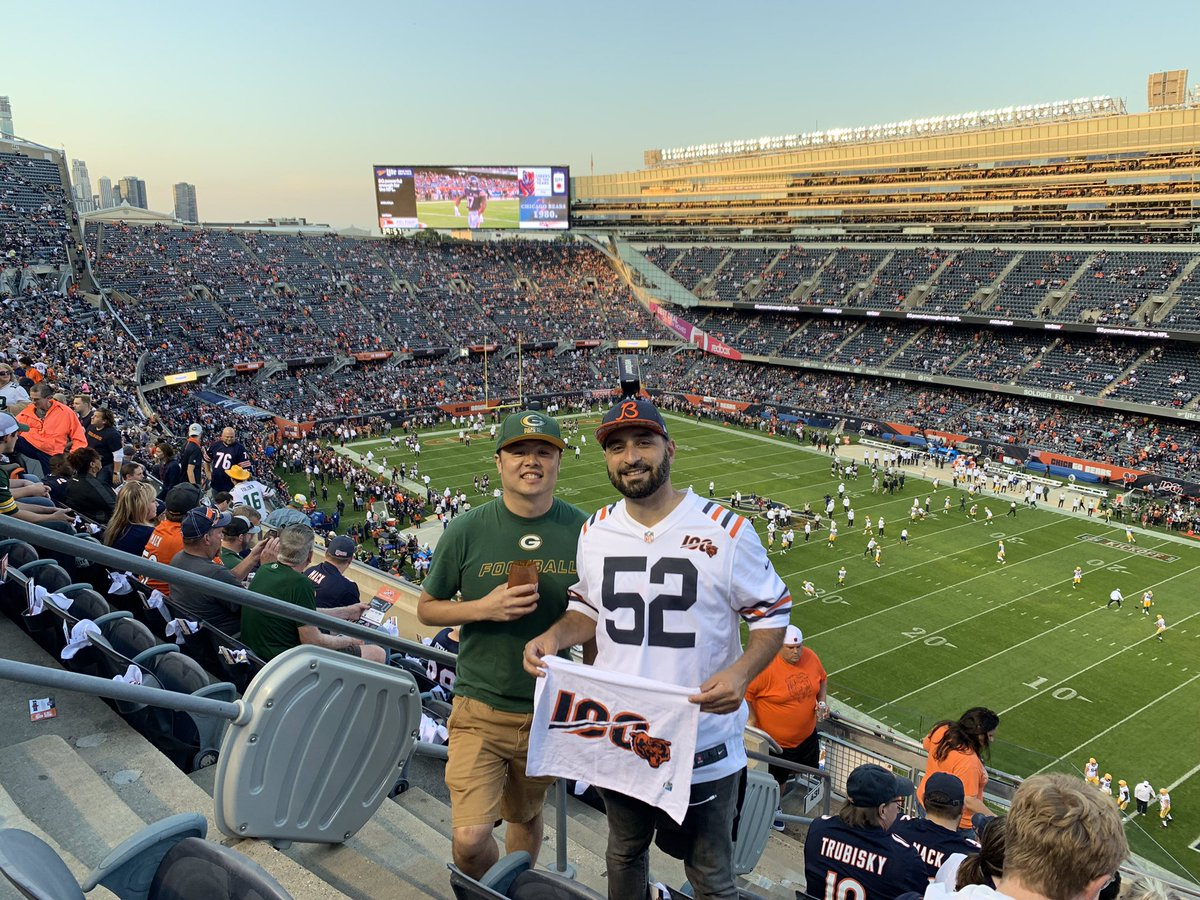 Don't know if it's considered summer but it's these sick seats with no fees from the NFL Kickoff I scored from @Tickpick #tickpickme <br>http://pic.twitter.com/bq6R0yc7dL