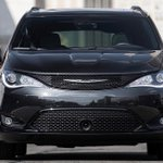 Image for the Tweet beginning: Get up and go. #ChryslerPacifica