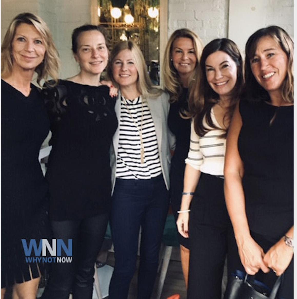 A great evening with @scotiabank Digital Factory's @WomenOfInflnce hosted by @EchelonWealth including trailblazer Elaine Kunda on Disruptive Ventures. http://ow.ly/aLfU50wgFRt  #whynotnow #fintech #WOIEvening #womenofinfluence
