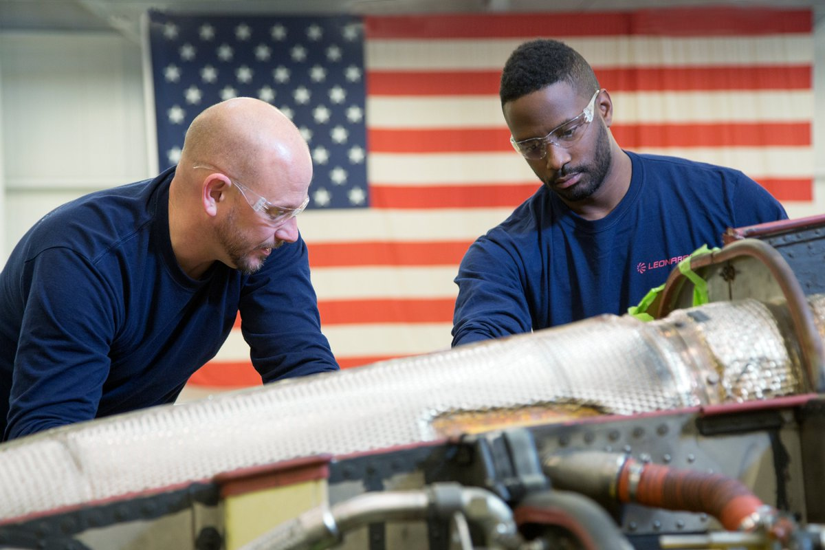 ALREADY Made in the USA! Now with over 900 teammates, including many military veterans, we are proud to have built AND delivered several hundred #AW119s from our home in #Philadelphia. #navytrainer #bestvalue #ReadytoServe