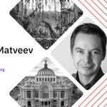 Image for the Tweet beginning: Announcing Pavel Matveev (@matveevp), CEO