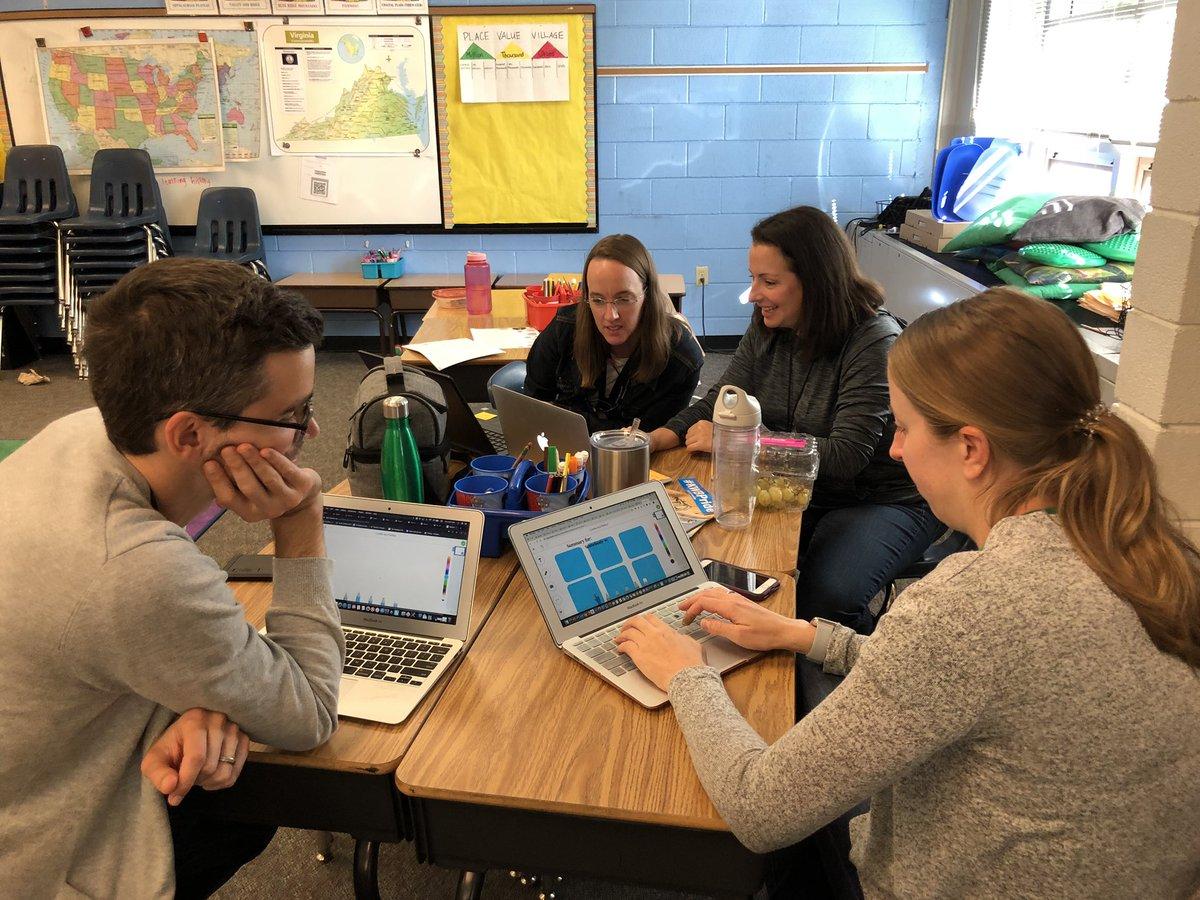 Thursday after school 4th grade teacher team creates assignments in SeeSaw for Math, Virginia Studies and Reading! <a target='_blank' href='http://search.twitter.com/search?q=teamwork'><a target='_blank' href='https://twitter.com/hashtag/teamwork?src=hash'>#teamwork</a></a> <a target='_blank' href='http://search.twitter.com/search?q=KWBPride'><a target='_blank' href='https://twitter.com/hashtag/KWBPride?src=hash'>#KWBPride</a></a> <a target='_blank' href='http://twitter.com/KWBPorter'>@KWBPorter</a> <a target='_blank' href='http://twitter.com/KWBAbbyCrain'>@KWBAbbyCrain</a> <a target='_blank' href='http://twitter.com/KWBSigal'>@KWBSigal</a> <a target='_blank' href='http://twitter.com/KWBManess'>@KWBManess</a> <a target='_blank' href='http://search.twitter.com/search?q=APSisAwesome'><a target='_blank' href='https://twitter.com/hashtag/APSisAwesome?src=hash'>#APSisAwesome</a></a> <a target='_blank' href='https://t.co/vLLN32MNZw'>https://t.co/vLLN32MNZw</a>