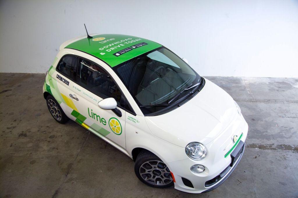 Lime is shutting down car rental service, LimePod https://tcrn.ch/2LCFRPI by @meganrosedickey