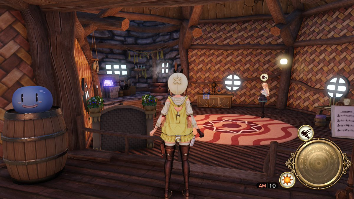 Koei Tecmo has posted new information and screenshots for Atelier Ryza: Ever Darkness & the Secret Hideout, detailing the hideout and how it can be personalized: rpgsite.net/news/9016-atel…