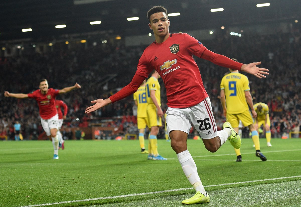 Video: Manchester United vs Astana Highlights