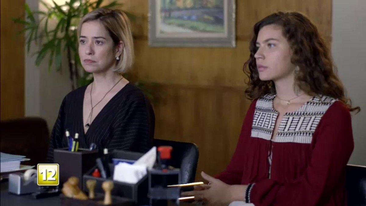 Será que vem mudança na relação de Rita e Lígia depois desse papo com o juíz? Fiquem ligados que #TodaFormaDeAmar começa daqui a pouco! ♥#Malhação