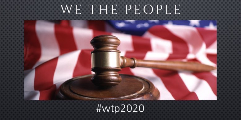 30 Months 2 SCOTUS Justices 43 Appeals Ct Judges 99 District Ct Judges Many With Scant Qualifications & Ideologically Extreme All making decisions that will impact all Americans for decades One chance to stop the bias & corruption #GOTV2020 #wtp2020 #wtp001 @wtp__2020